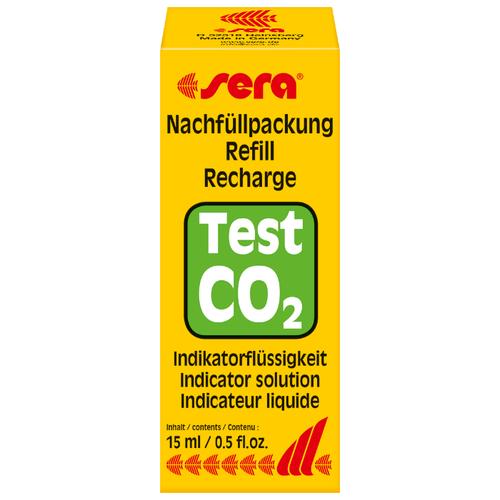 Sera CO2-Test Refill тесты для редуктор sera precision co2 flore pressure reduser для баллонов с газом