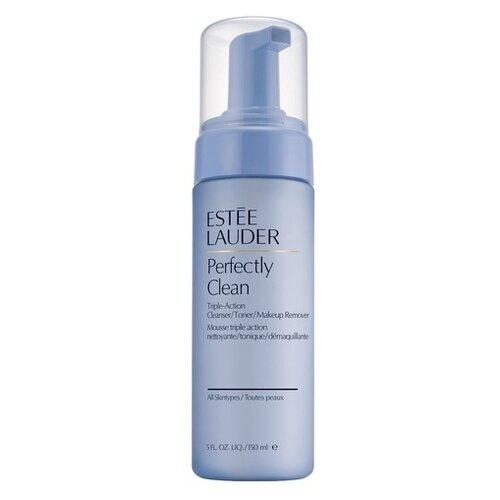 Estee Lauder универсальное estee lauder perfectly clean triple action cleanser toner makeup remover