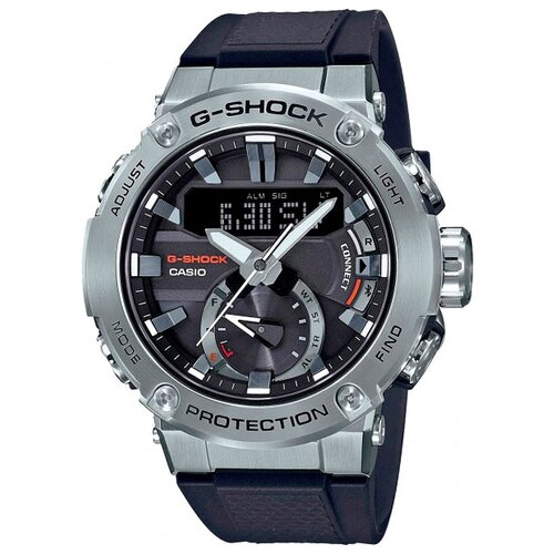 Часы CASIO G-SHOCK GST-B200-1A casio gst 410 1a