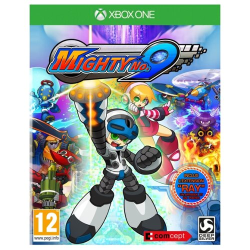 Mighty No. 9 engrained engrained deep rooted