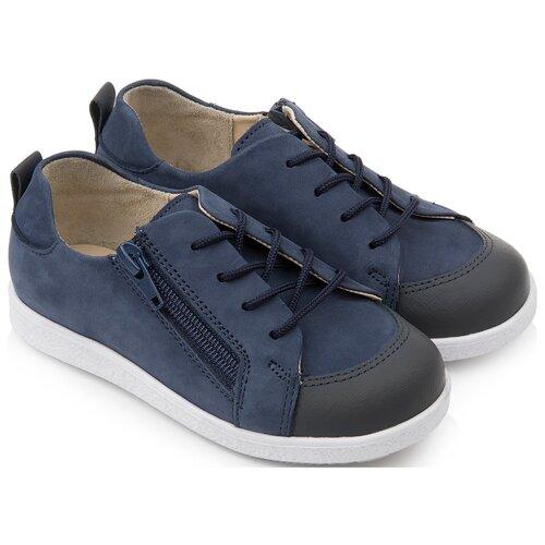 Полуботинки Tapiboo tapiboo tapiboo ортопедические сандали для мальчика открытые сине коричневые
