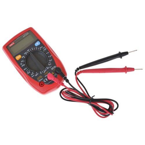 Мультиметр UNI-T UT33C измерительный прибор uni t ut612 uni t lcr 100khz usb