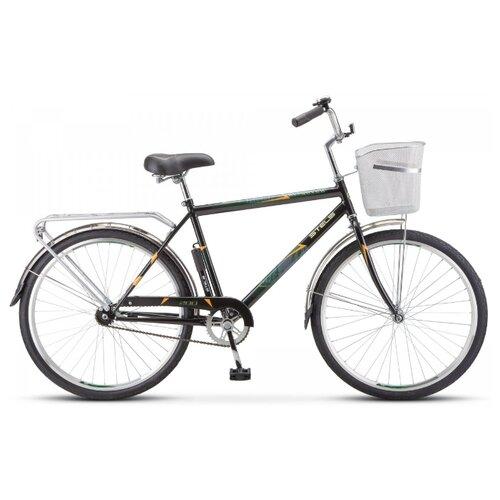 Городской велосипед STELS щётка stels 55223