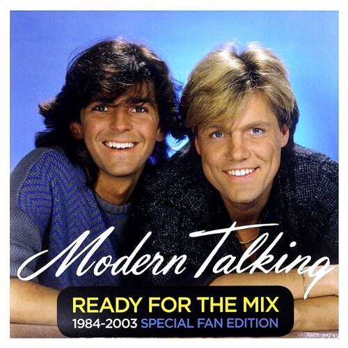 Modern Talking. Ready For The ready for action