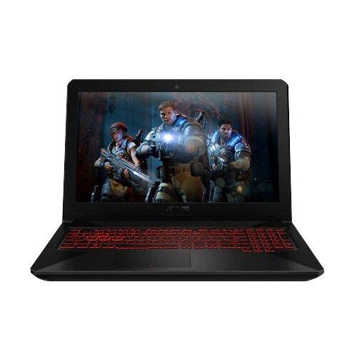 Ноутбук ASUS TUF Gaming FX504 17 3 игровой ноутбук asus tuf gaming fx705gd 90nr0112 m01610 черный