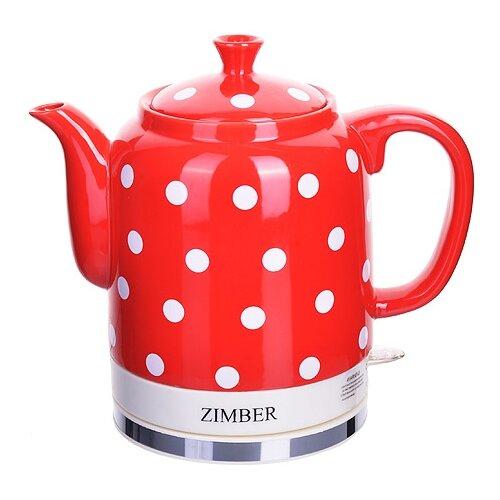 Чайник Zimber ZM-11227 чайник электрический zimber zm 11216