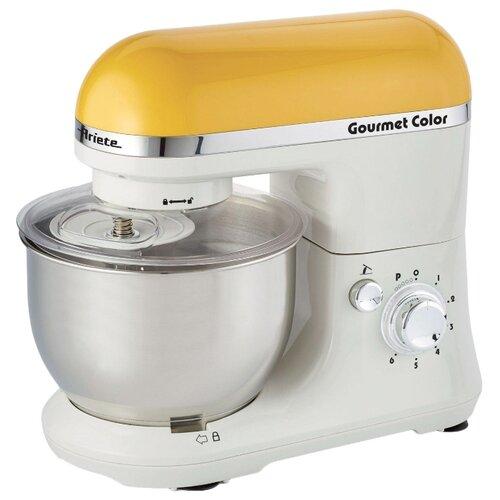 Миксер Ariete 1594 Gourmet Color mixer ariete 1594 00 in 650 w 6 speed bowl 4 l stainless steel