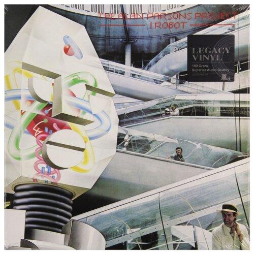 The Alan Parsons Project. I Robot свитшот print bar music robot