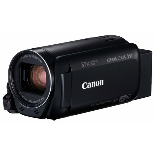Фото - Видеокамера Canon LEGRIA HF R88 видеокамера canon legria hf r806 белый