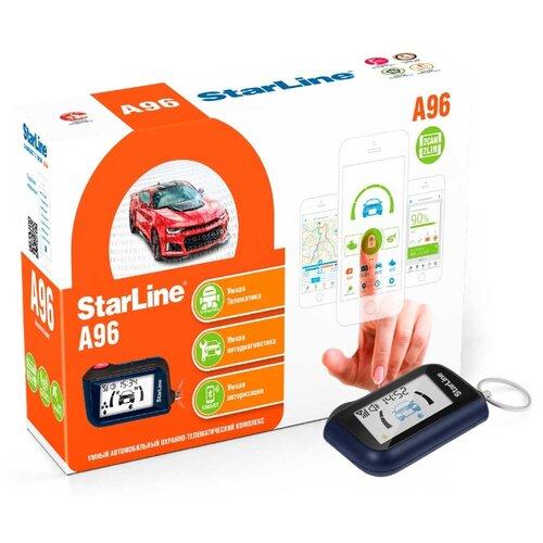 Автосигнализация StarLine A96 модуль starline gsm6 мастер