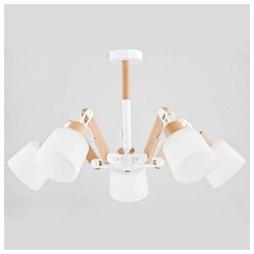 Люстра Alfa Bridge White 24305 подвесной светильник alfa parma 16941
