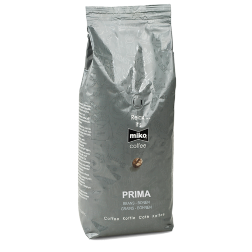 Кофе в зернах Miko Coffee Prima