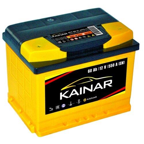 Фото - Аккумулятор Kainar 6СТ-60 АПЗ аккумулятор катод extra start 6ст 62n l l2