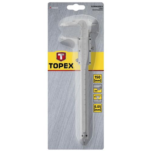 Нониусный штангенциркуль TOPEX миксер topex 22b110