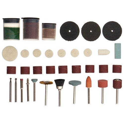 Набор насадок kwb 5109-00 106 шт набор абразивных насадок kwb стандарт для мфу 3 шт