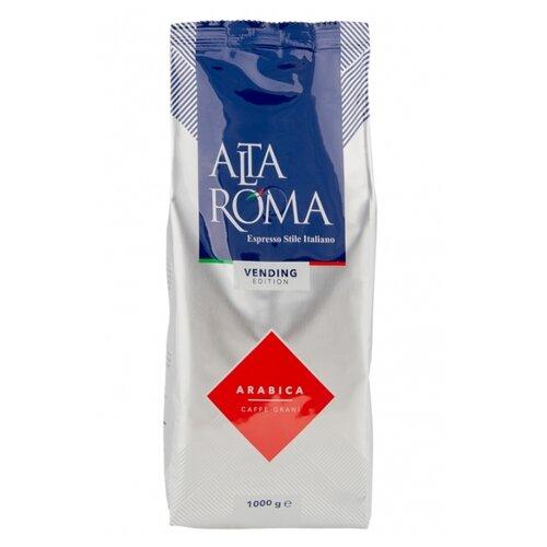 Кофе в зернах Alta Roma Arabica as roma ssc napoli