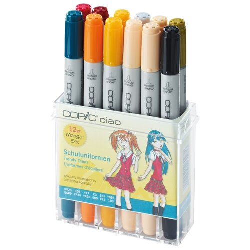 COPIC набор маркеров Ciao