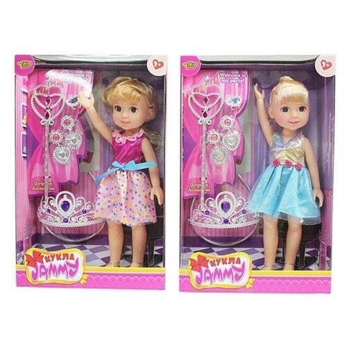 Кукла Yako Джемми 32 см M6533