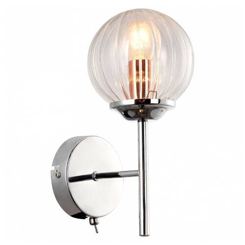 Бра Arte Lamp Arancia A9276AP-1CC arte lamp a3092pl 4bk