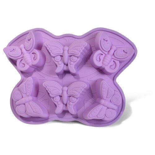 Форма для кексов Fissman 6660 сковорода для жарки midnight sydney 24x5 5 см fissman 5055