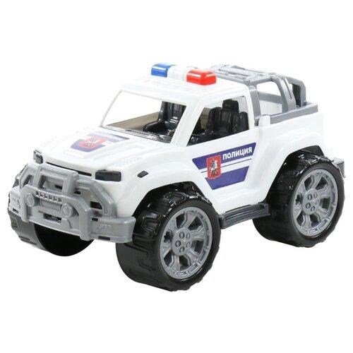 Фото - Легковой автомобиль Полесье полесье набор игрушек для песочницы 468 цвет в ассортименте