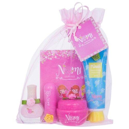 Набор косметики Nomi Все что набор детской косметики nomi beauty box 5