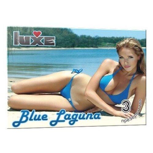Презервативы LUXE Luxe Blue фото