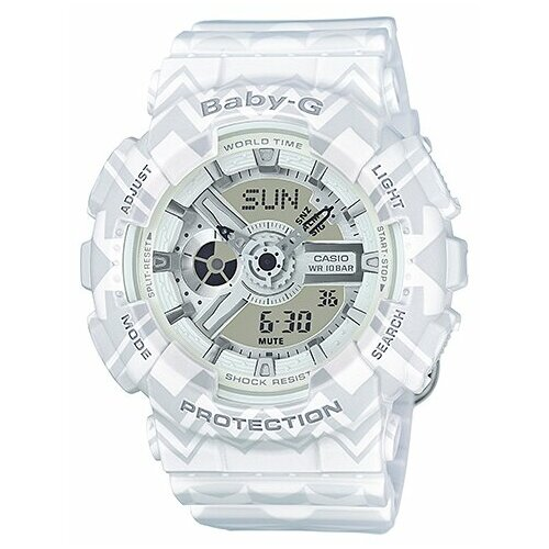 Наручные часы CASIO BA-110TP-7A casio casio ga 110tp 7a