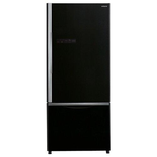 Холодильник Hitachi R-B502PU6GBK холодильник hitachi r m702gpu2xmir