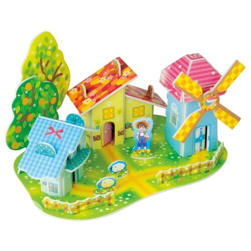 Пазл Zilipoo Лесной домик 1 пазл zilipoo пекарня 571 d 34