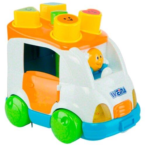 Каталка-игрушка Weina Musical игрушка weina пианино со стулом 2079