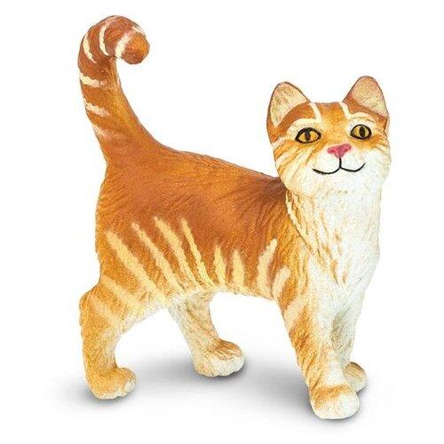 Фигурка Safari Ltd Кошка тэбби finder talisman ltd