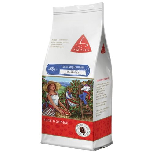 Кофе в зернах Amado Никарагуа
