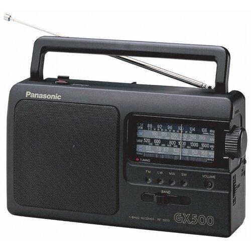 Фото - Радиоприемник Panasonic RF-3500 карманный радиоприемник panasonic rf p50deg