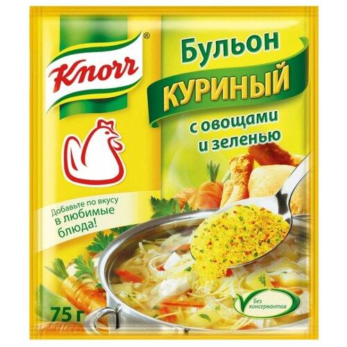 Knorr Бульон куриный с овощами