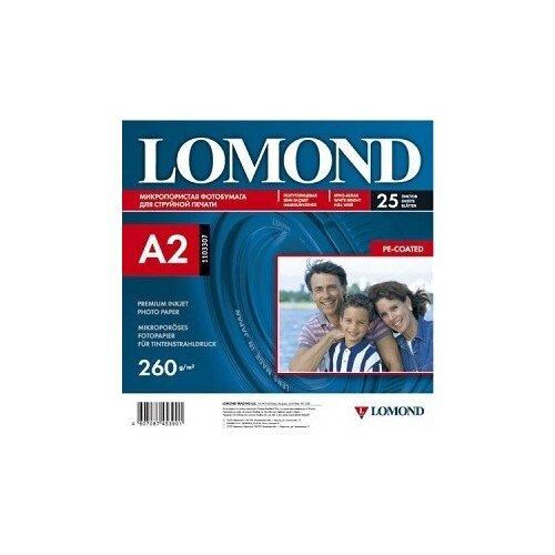 Фото - Фотобумага Lomond 1103307 1103307 фотобумага
