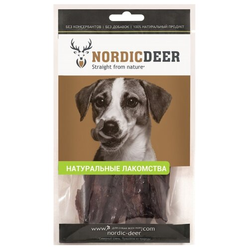 Лакомство для собак Nordic Deer щипцы leben 259 156