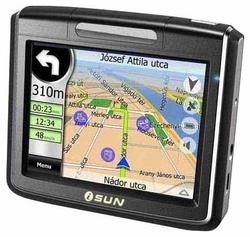 Навигатор iSUN 3509