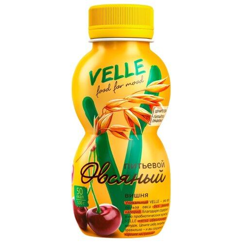 полезное утро продукт овсяный ферментированный клубника 120 г Овсяный напиток Velle Вишня 250 г