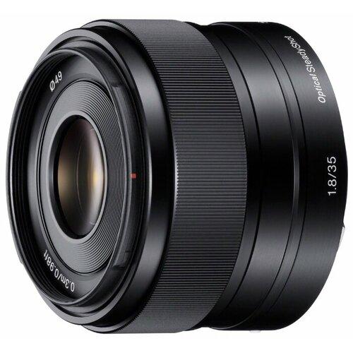 Фото - Объектив Sony 35mm f 1.8 SEL35F18 объектив