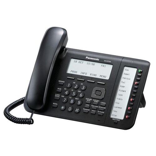 VoIP-телефон Panasonic KX-NT556 телефон