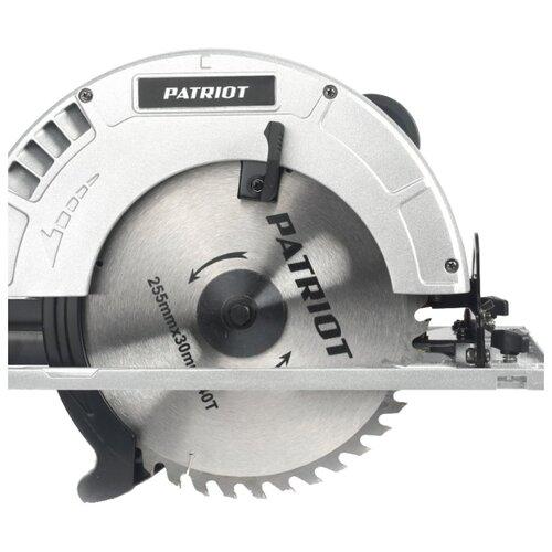 Дисковая пила PATRIOT CS 255 пила дисковая makita hs7100k