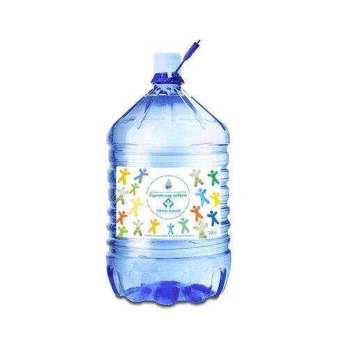 Вода питьевая Сделай мир добрее