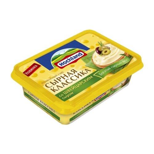плавленый сыр hochland сливочный 400 г Сыр Hochland плавленый сырная