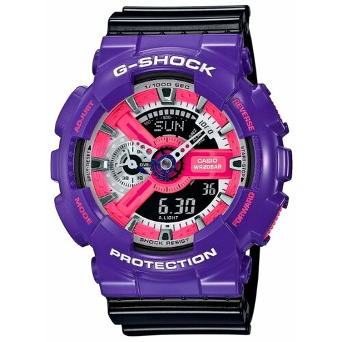Наручные часы CASIO GA-110NC-6A casio ba 110nc 6a