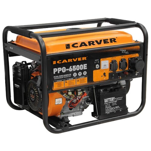 Бензиновый генератор Carver carver r cathedral