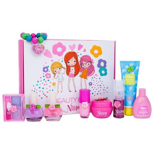 Набор косметики Nomi Beauty box набор детской косметики nomi beauty box 5