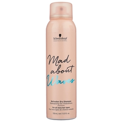 Сухой шампунь Schwarzkopf Professional Mad About Waves, 150 мл