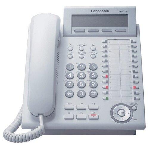 VoIP-телефон Panasonic KX-NT343 телефон
