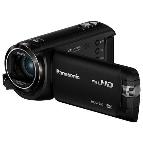 Фото - Видеокамера Panasonic HC-W580 цифровая видеокамера panasonic hc v 380 черный